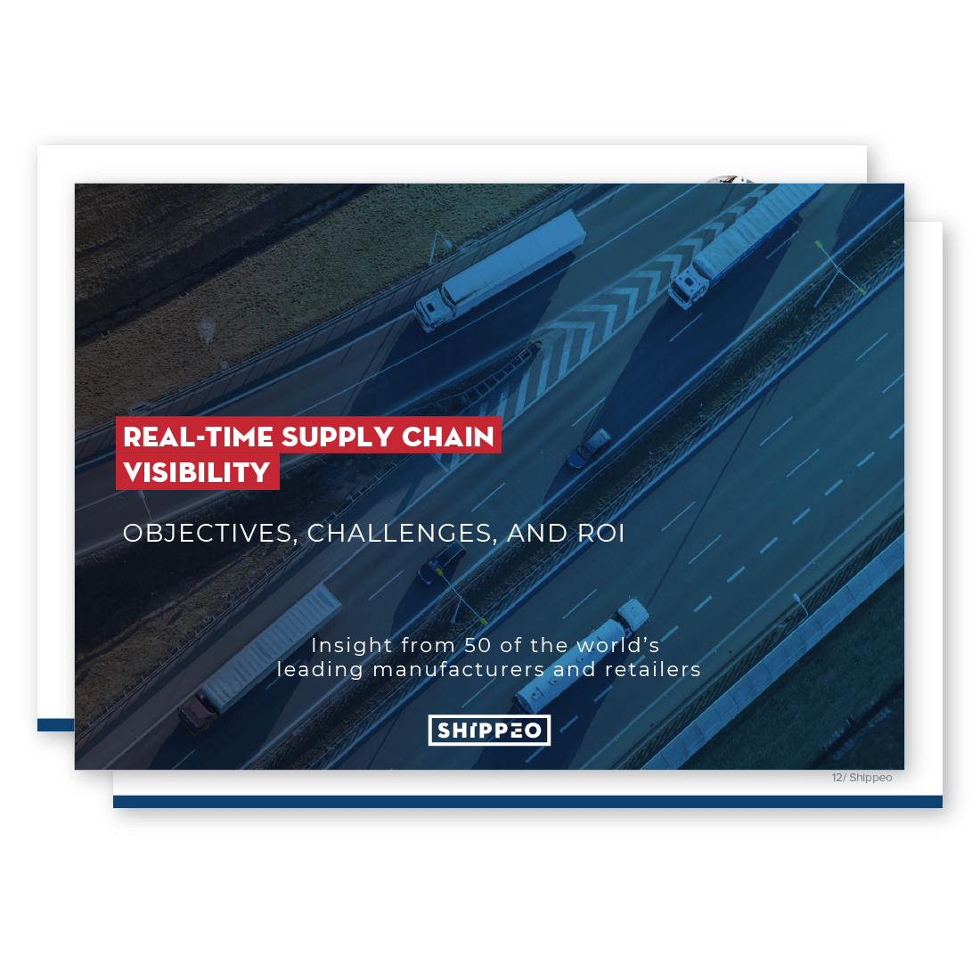 Supply chain visibility eBook
