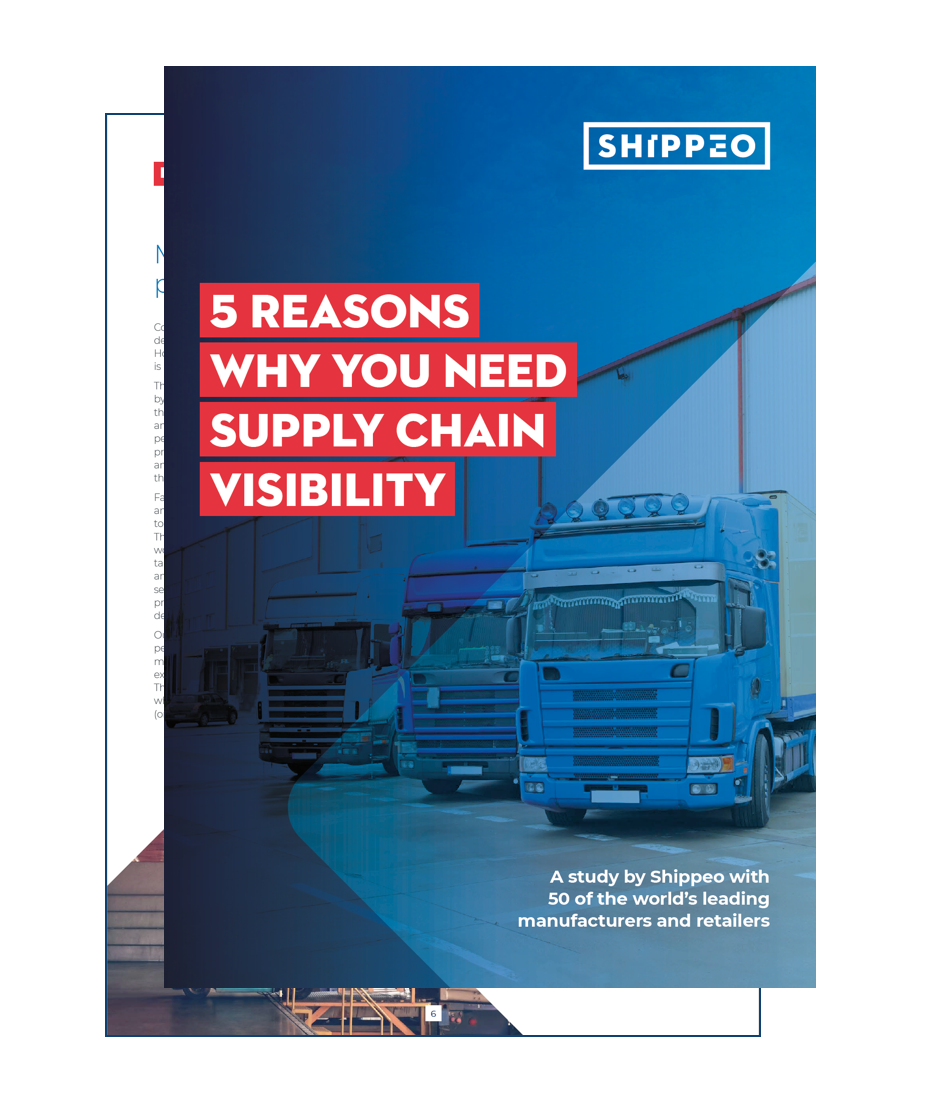 5 Reasons why you need Supply Chain Visibility