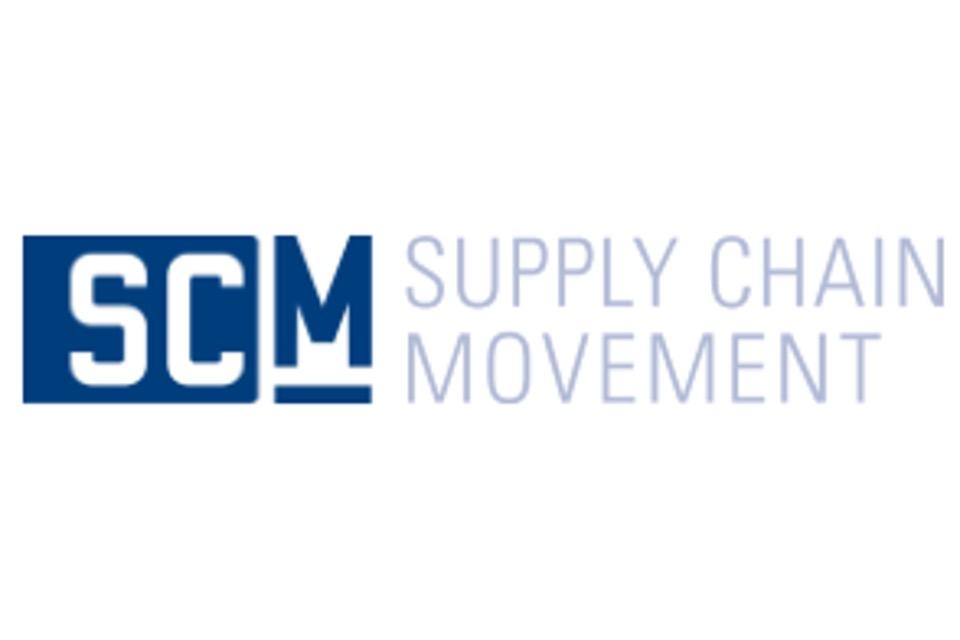SCM logo