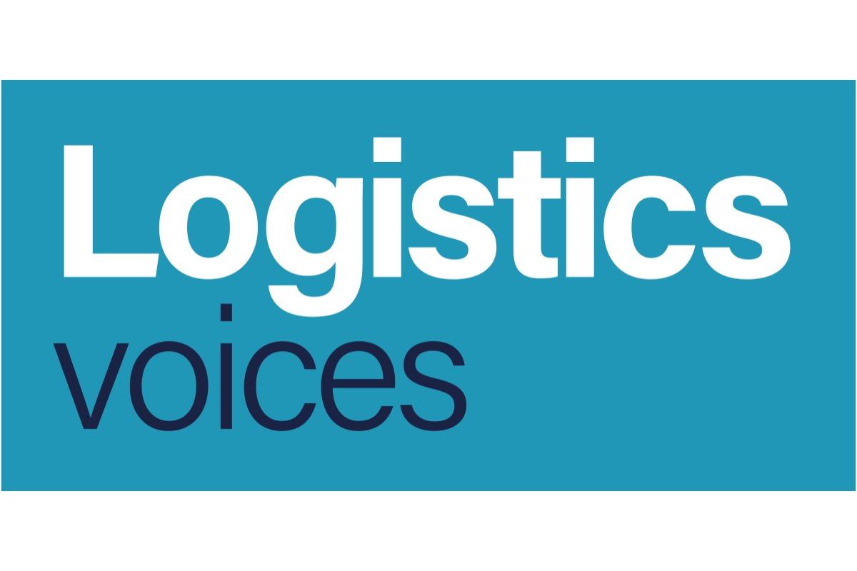 Logistics voices logo