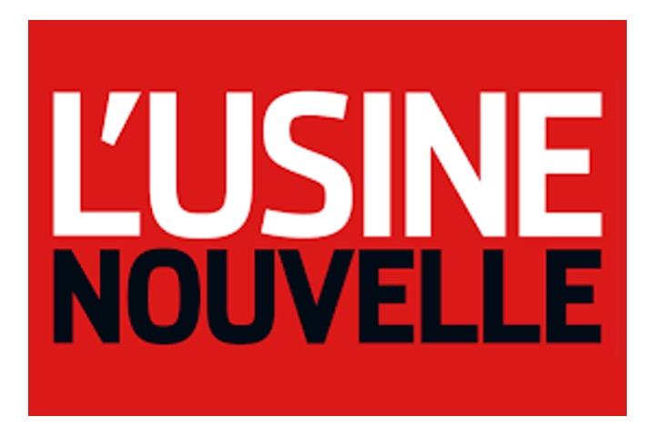 L'usine nouvelle logo