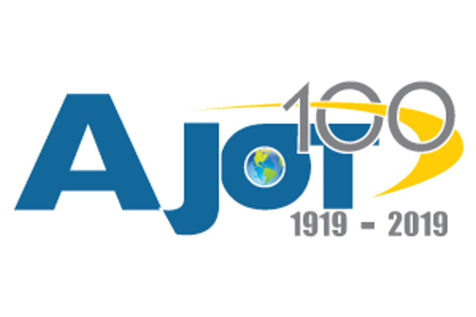 AJOT logo
