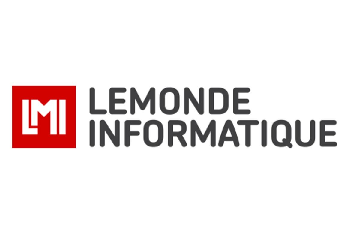 Le monde informatique logo
