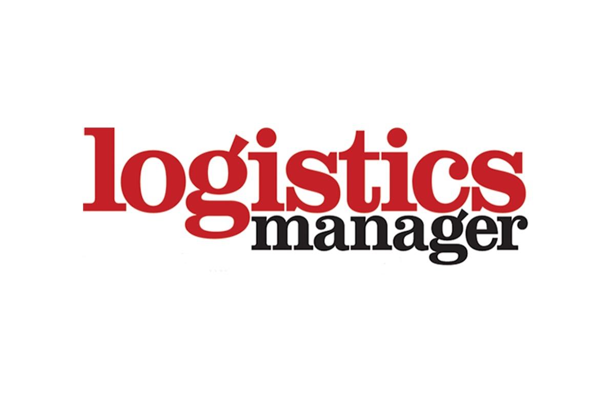 Logistics manager logo