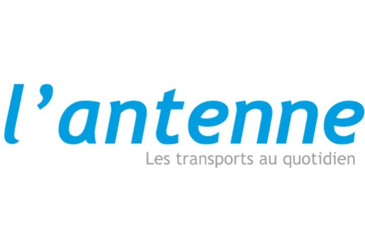 L'antenne logo
