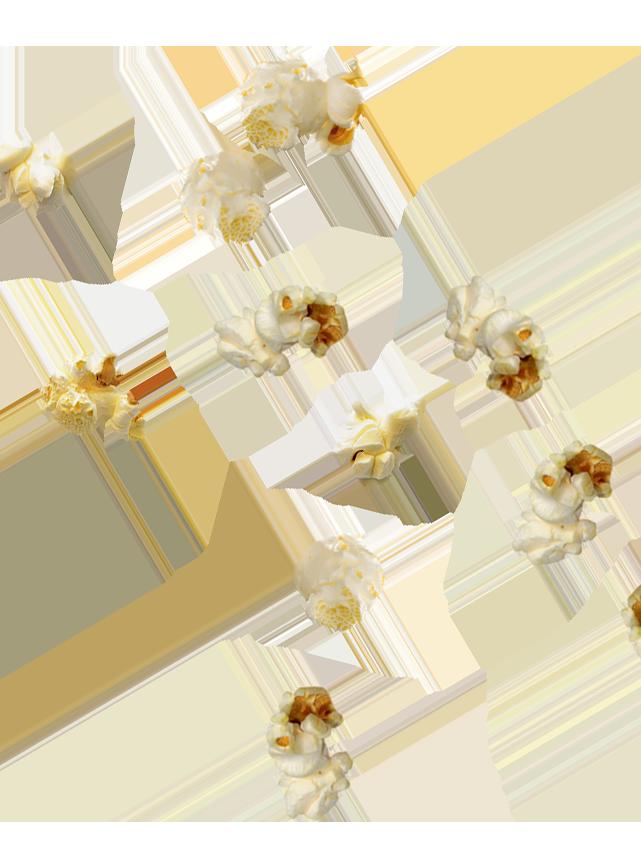 popcorn included