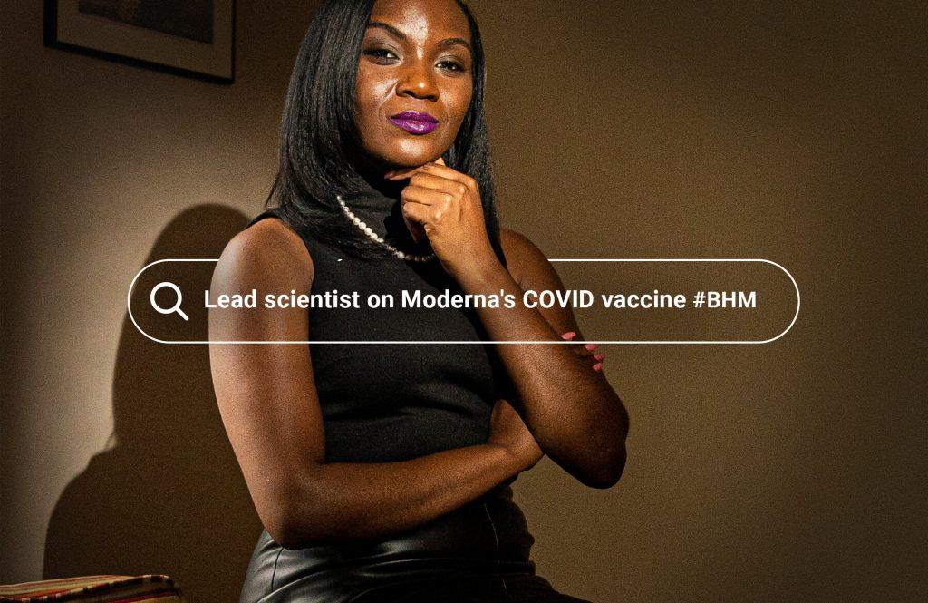 Black History Month: Dr. Kizzmekia Corbett