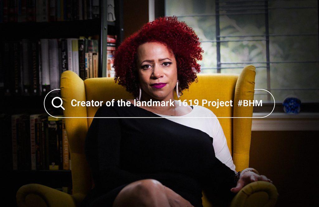 Black History Month: Nikole Hannah-Jones