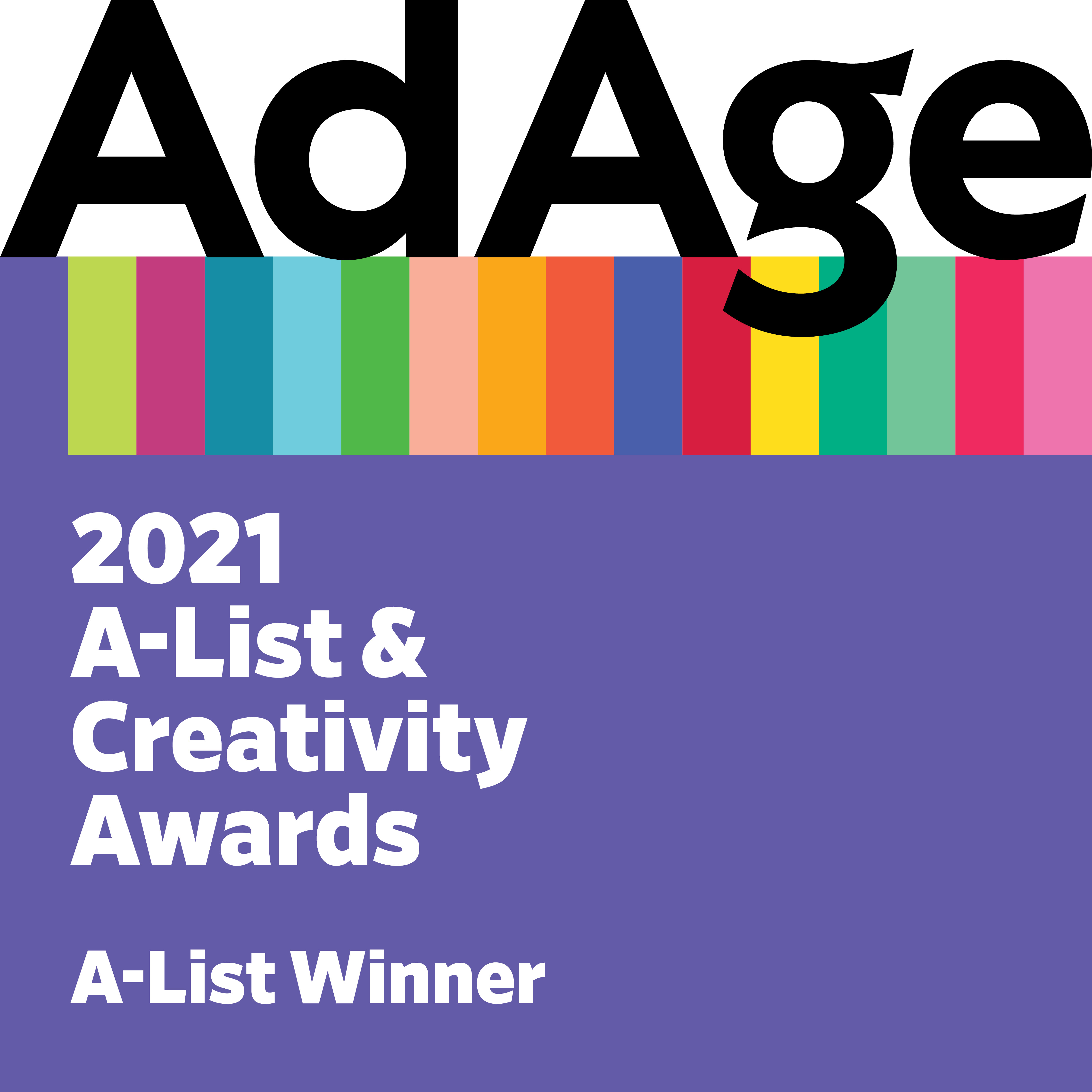 Ad Age A-List: GALE Wins 2021 Data & Analytics Agency of the Year!