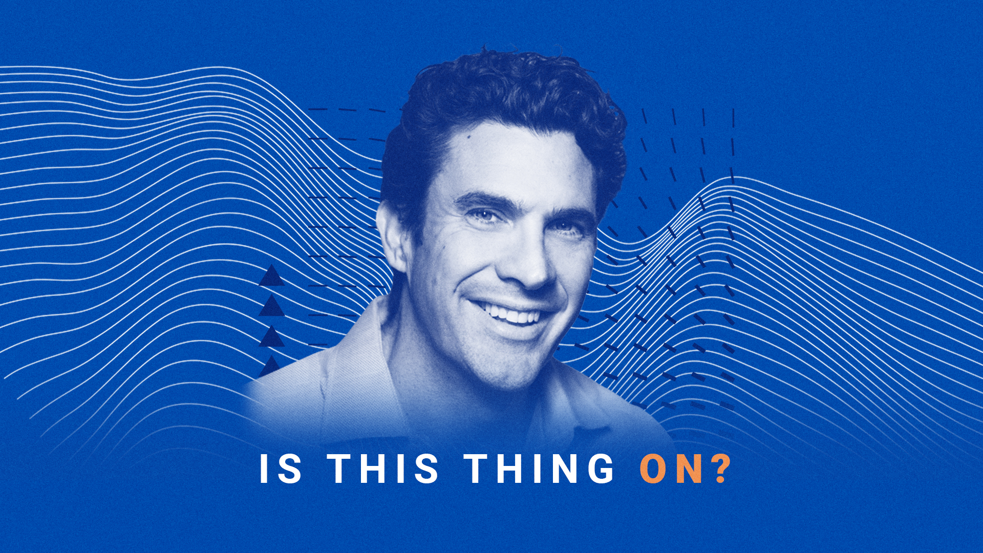 Is This Thing On? Ep 4 with Discovery's Global CMO Pato Spagnoletto