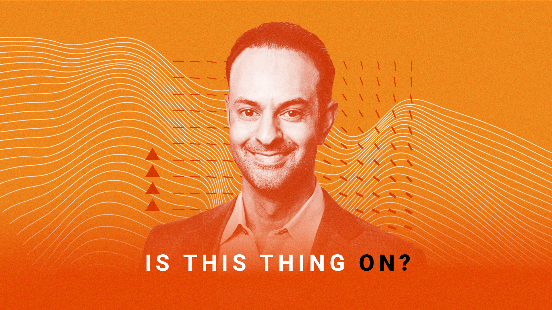 Is This Thing On? Ep 5 with Lexus' VP of Marketing Vinay Shahani