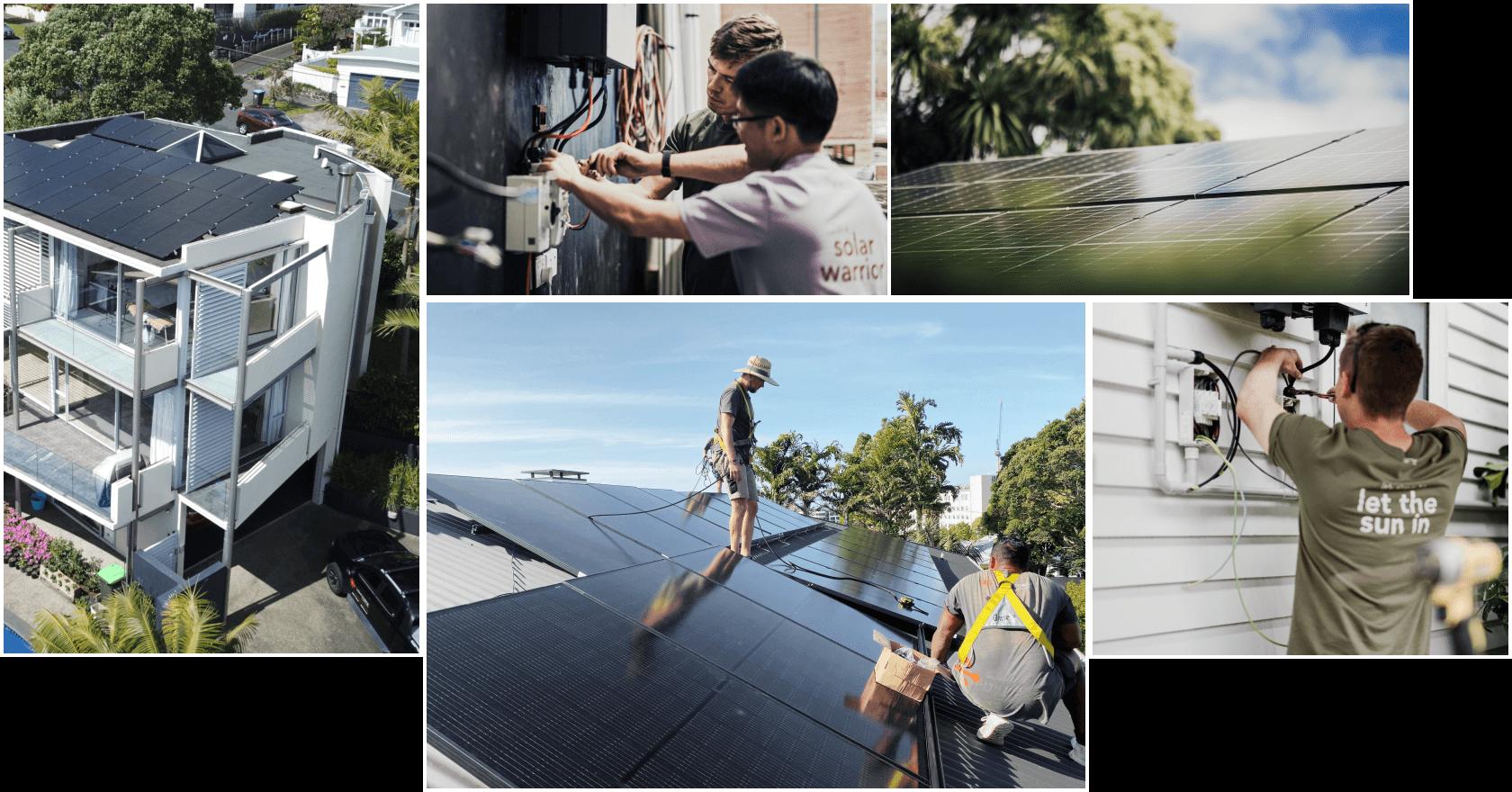 lightforce solar installs