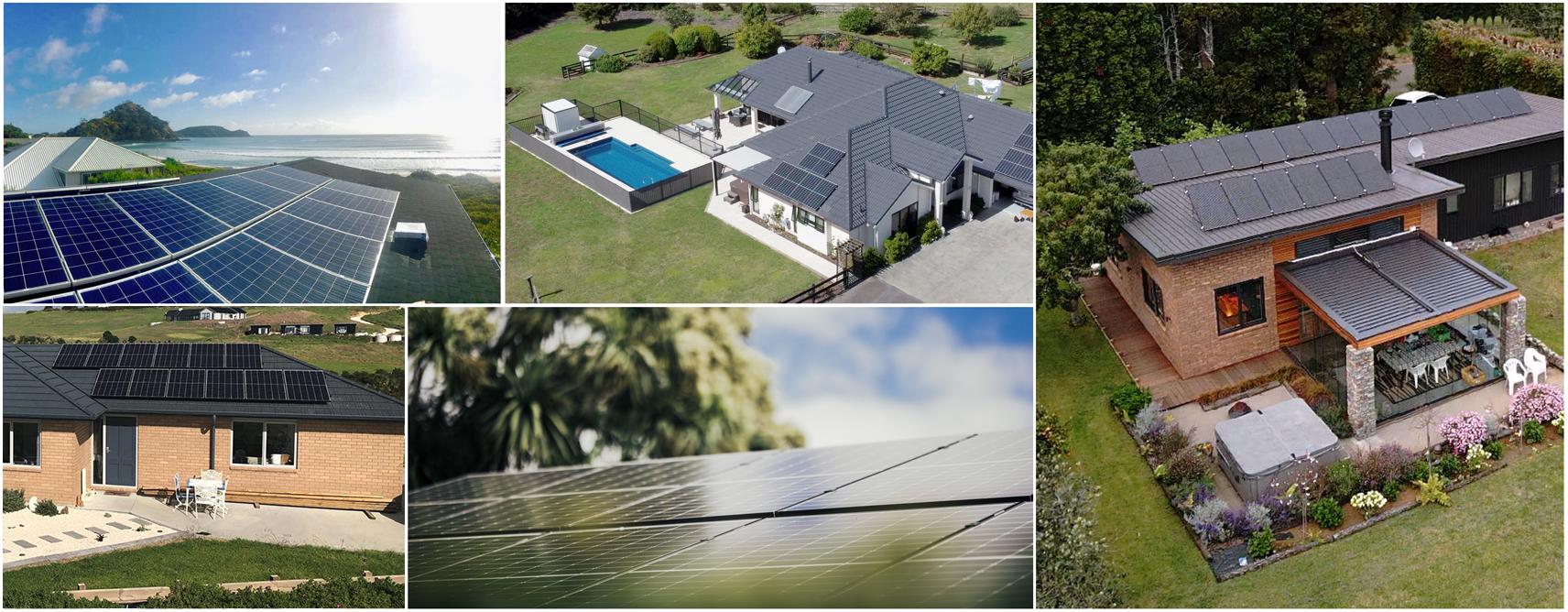 solar panel install auckland