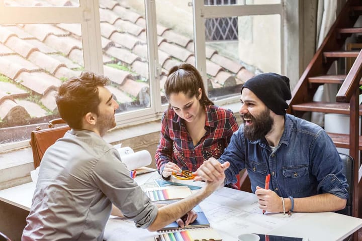 """""""Collaboration and Teamwork"""" competency is needed for a group to work effectively together towards a common goal. This competency contains a mix of interpersonal, problem solving, team building, and communication skills."""