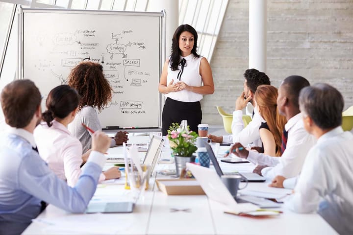 Presentation Skills - Present like a Pro