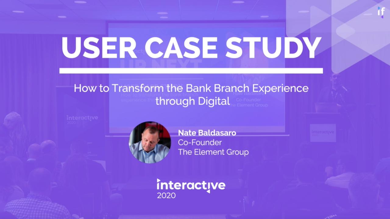 Interactive 2019- case study 2