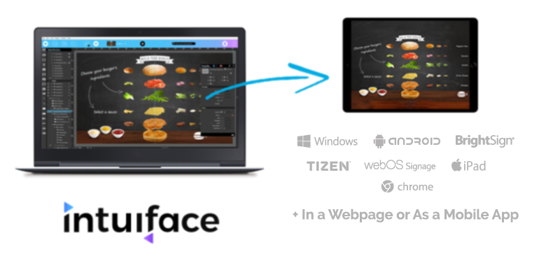Intuiface Digital Signage software