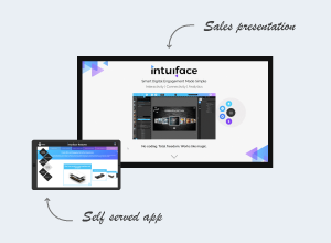 Design Lessons Learned When Reusing a Mobile Sales Pitch in a Trade Show Kiosk