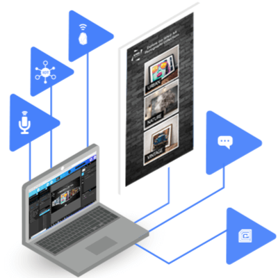 Multitouch Table Software Connects And Extends to Personalize