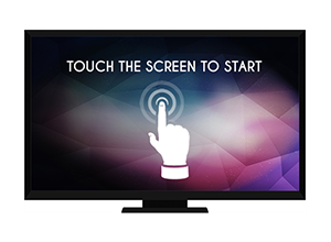 Design Tip #3  for Creating Multi-Touch Experiences - Attract Attention