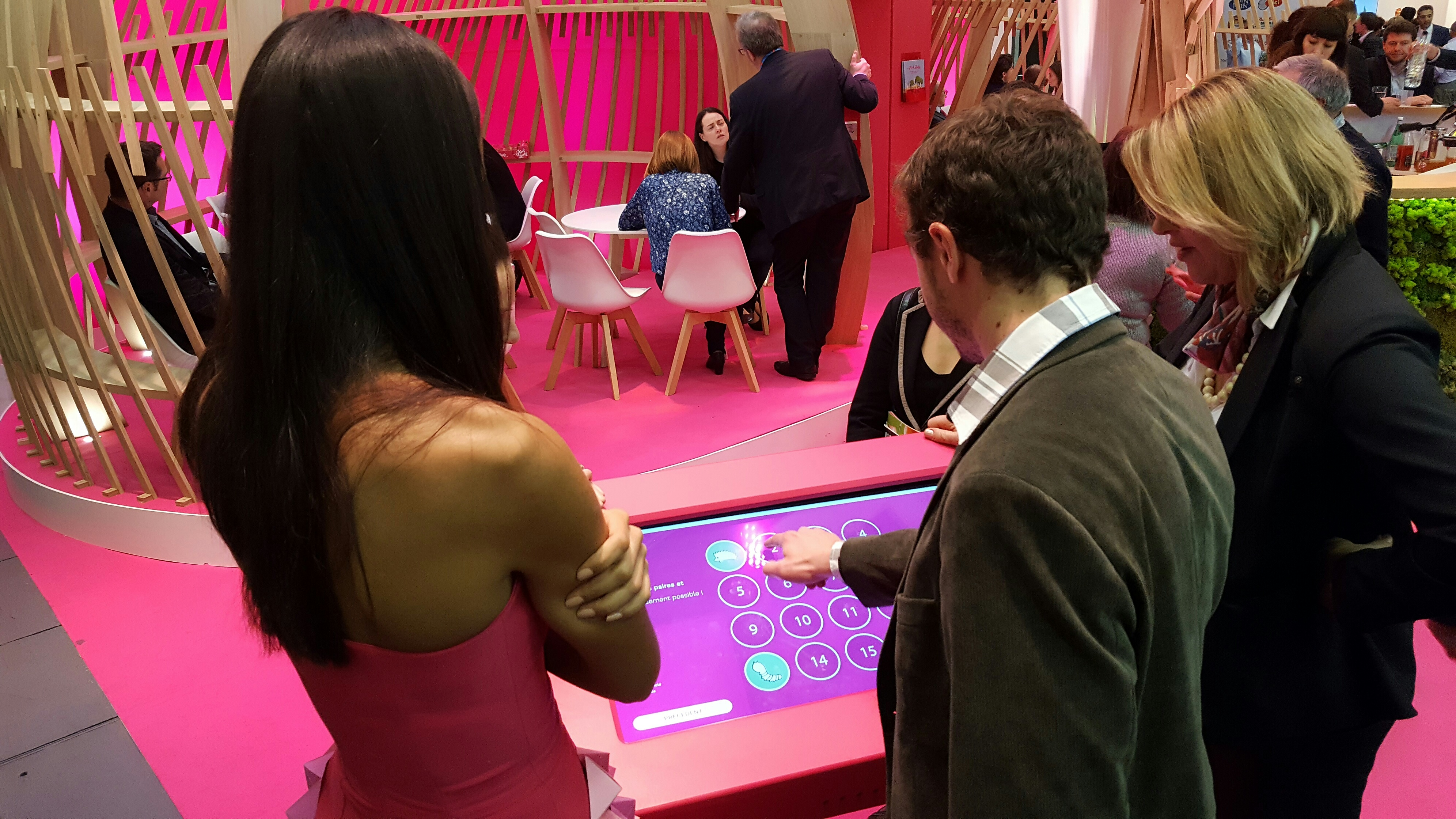 Interactive Expo - Intuiface Software