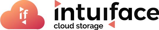 Intuiface cloud storage