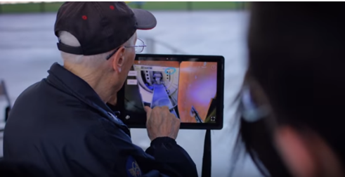 Intuiface-powered experience at the Museum of Flight