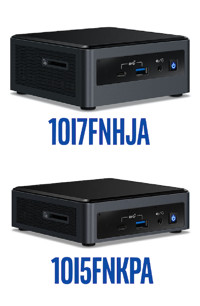 Frost Canyon Intel® NUC