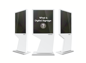 What is Digital Signage? | The Most Accurate Definition