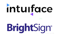 Intuiface Unveils BrightSign Support