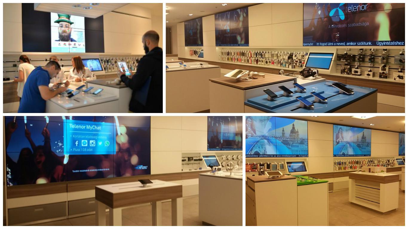 DYI In-Store Interactive Kiosk