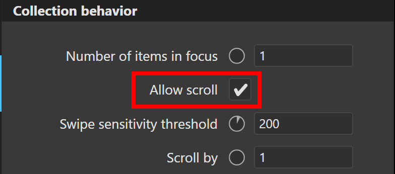 Allowing Scroll in Intuiface Composer