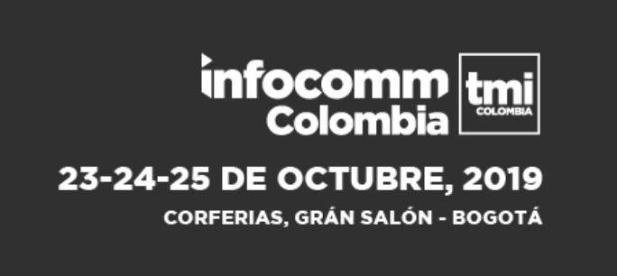 Infocomm Columbia 2019 logo