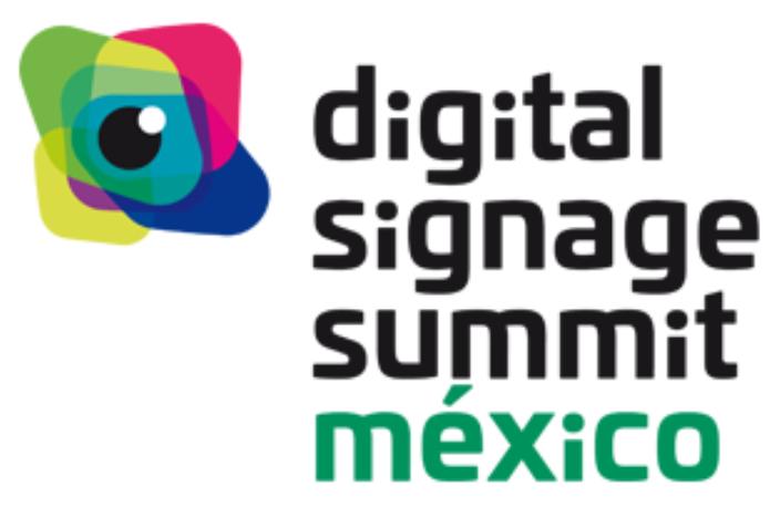 Digital Signage Summit Mexico logo
