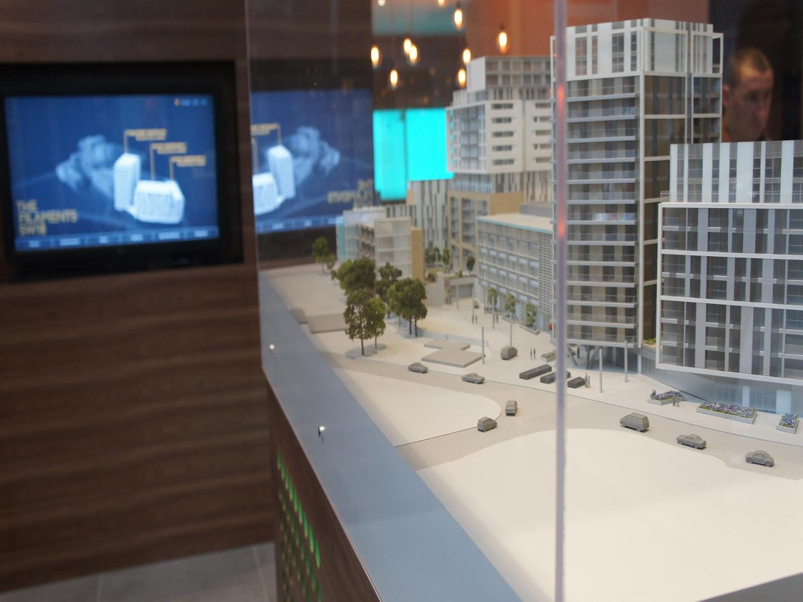Model of residential properties