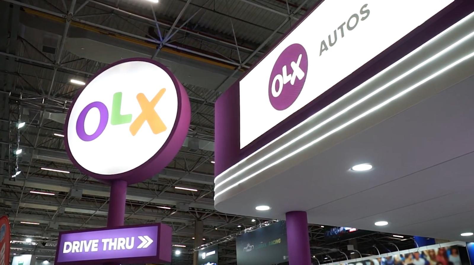 OLX at São Paulo International Motor Show