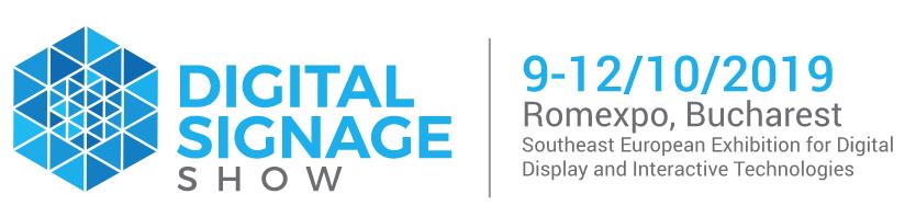 Digital Signage Show  2019 logo