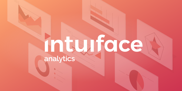 Announcing Intuiface Analytics with Brand New Charts & Dashboard Feature