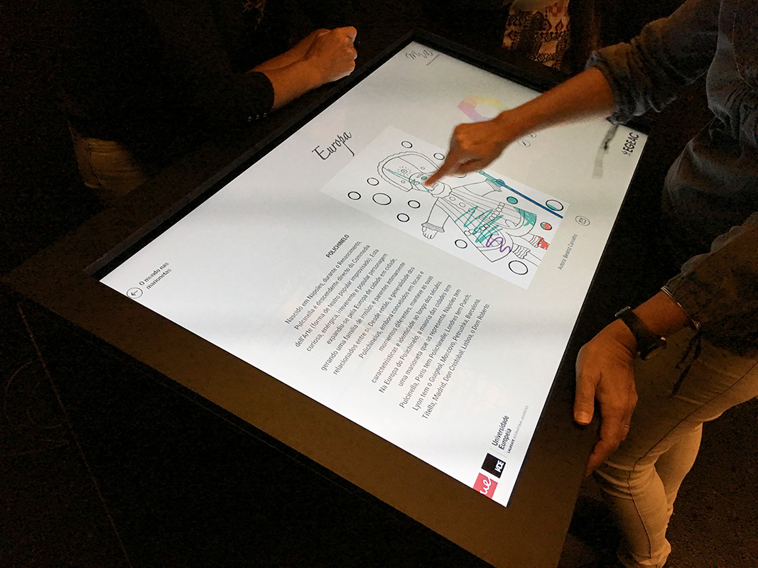 Interactive Table - Intuiface Software