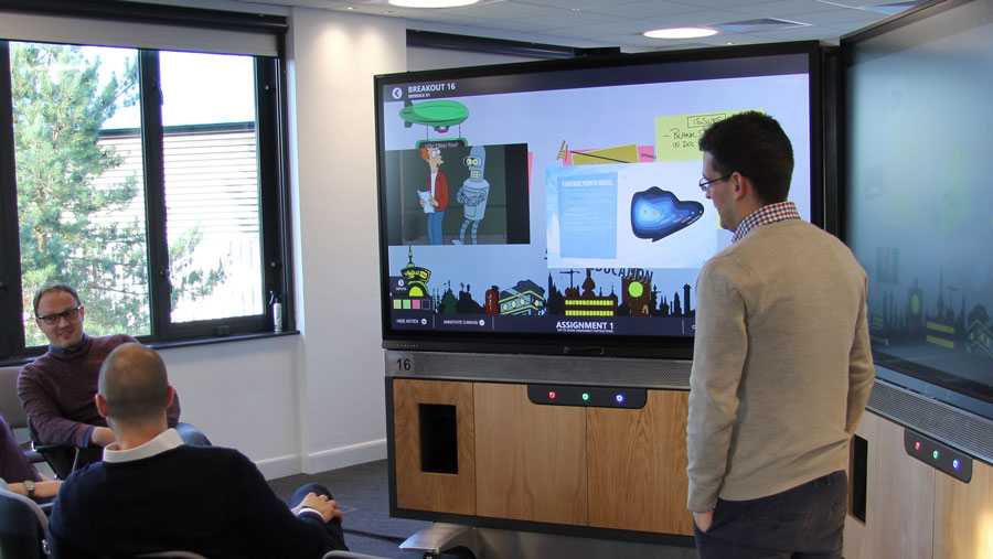 Intuiface determined to be the best interactive touchscreen solution