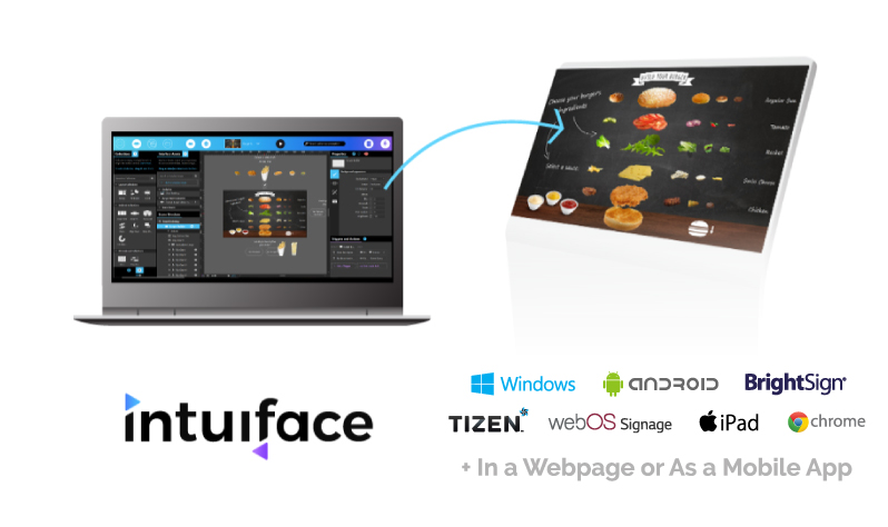 Interactive Presentation Software With Intuiface Composer & Player
