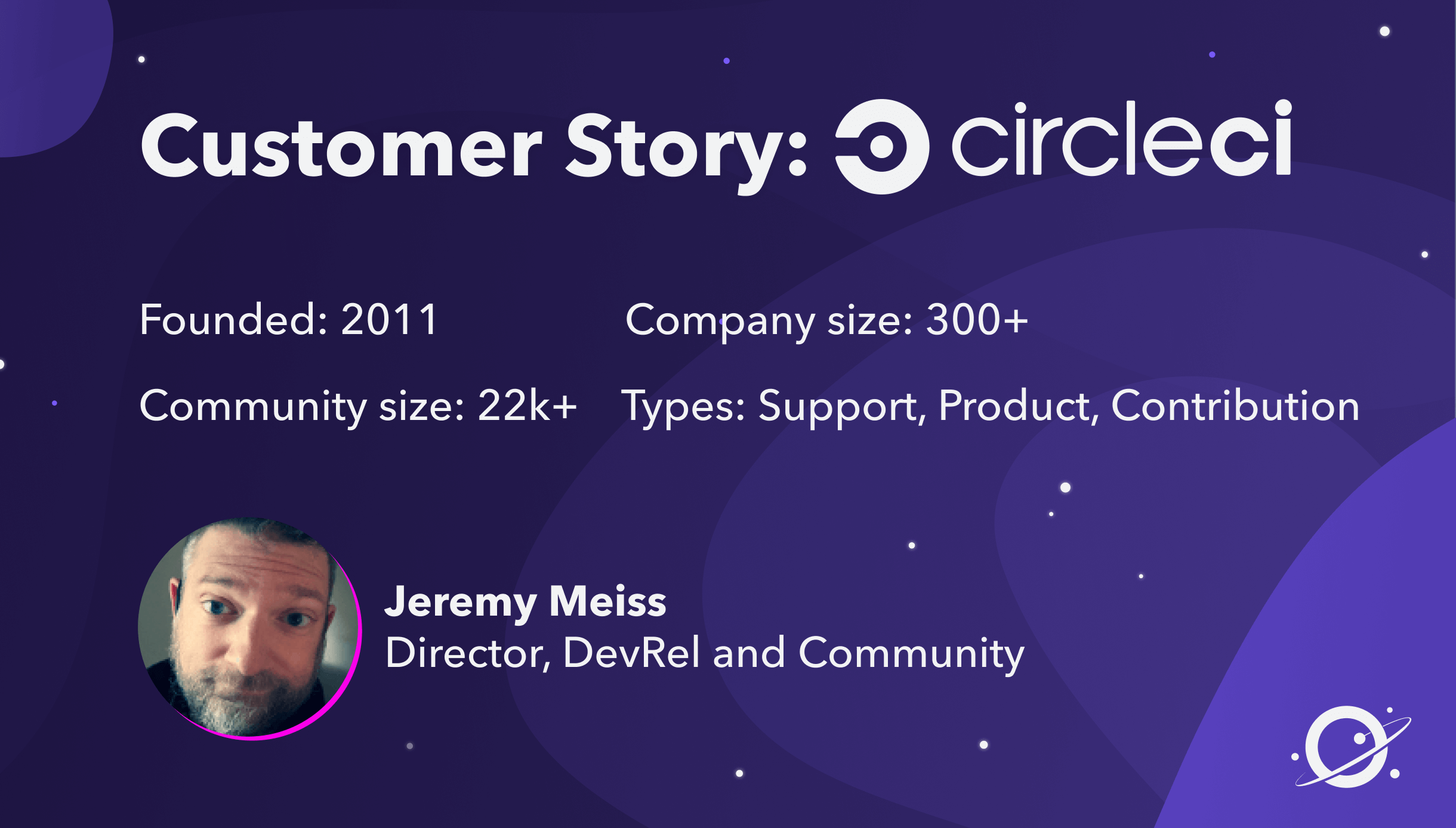 How CircleCI Developed and Implemented a new DevRel Strategy using Orbit
