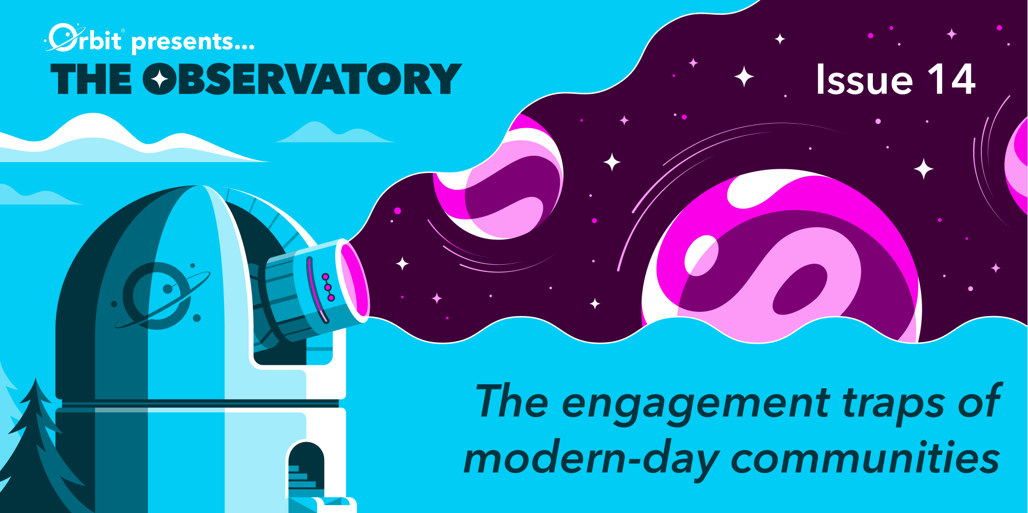 The engagement traps of modern-day communities