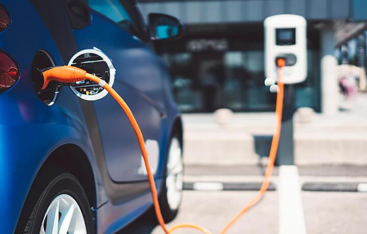 Via electric (EV) and autonomous (AV) vehicle charging.