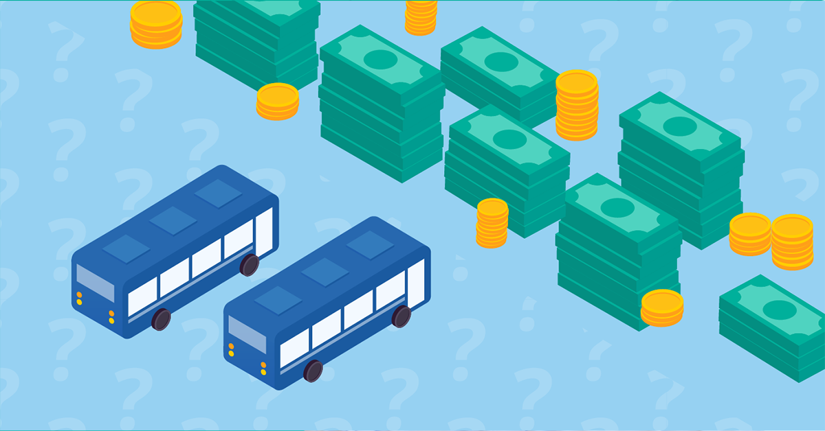 Busting the myth that on-demand transit is expensive article photo.