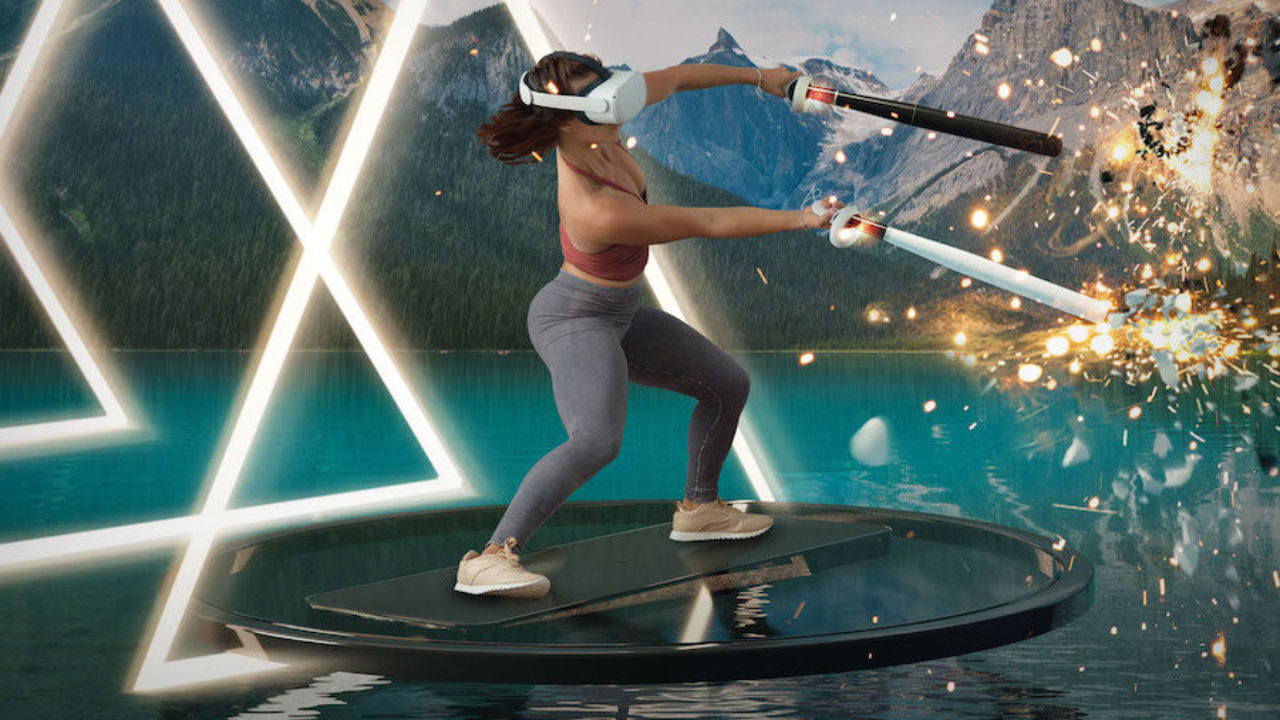 Turn Your Oculus Quest 2 Into A Home Gym With These Five Apps - VRScout