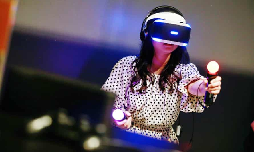 The complete guide to virtual reality – everything you need to get started  | Virtual reality | The Guardian