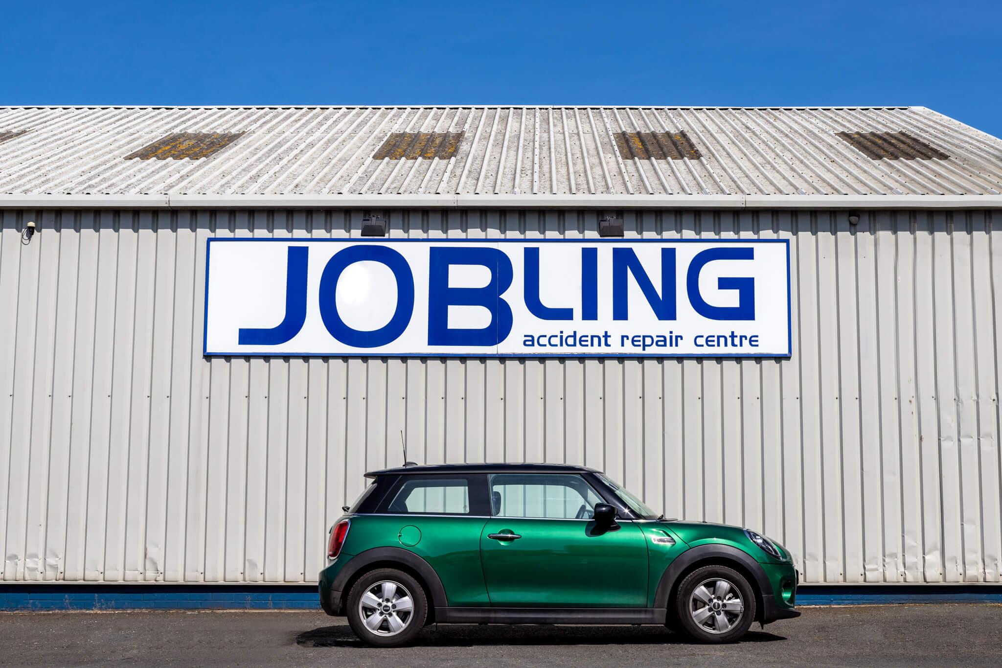 External view of Jobling Auto Repair Centre
