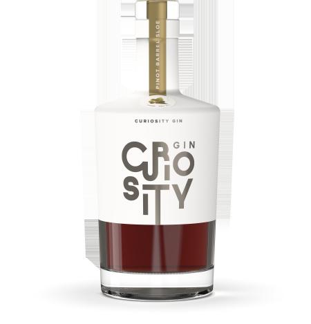 Curiosity Gin Bottle Pinot Sloe