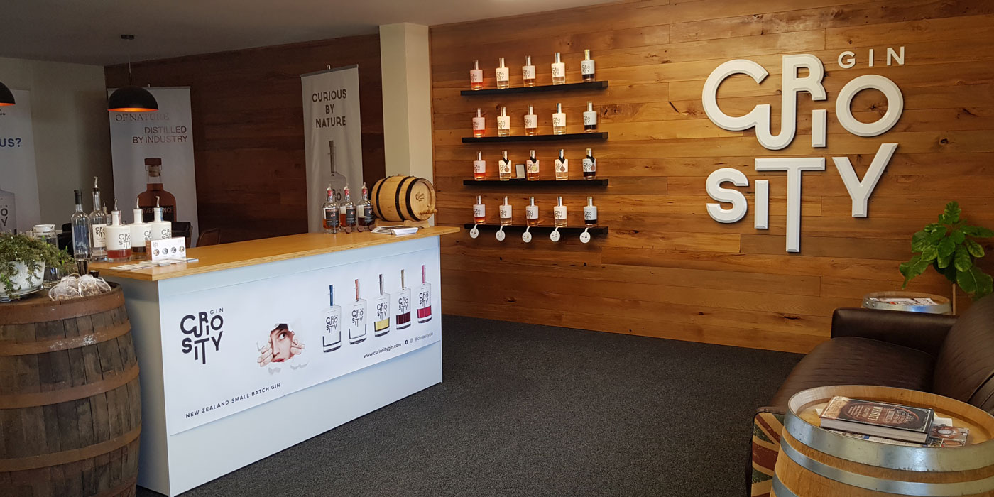 The Spirits Workshop foyer